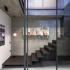 David Ben-Gurion's former home  renovated by Pitsou Kedem Architects