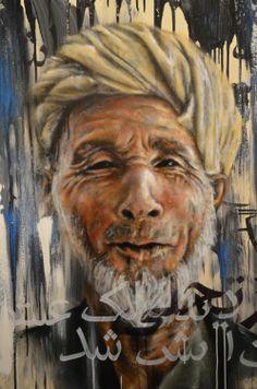 Street Artist : Matt Adnate ♥≻★≺♥
