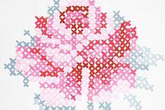 Já imaginou ilustrar suas paredes com atécnicado Ponto Cruz? Você pode usar os moldes de bordado como guia e de X em X a imagem escolhida aparece Post relacionados: Sentando e Bordando Gostou e vai fazer em casa ? Mostra para a gente o resultado ! No oi@decoradornet.com.br ou instagram …