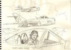 US Military Aviation - Buck Danny Airplane Drawing, Airplane Art, Airplane Sketch, Buck Danny, Comic Art, Comic Books, Aviation Decor, Military Drawings, Aircraft Painting