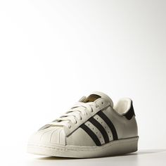 adidas - Superstar 80s Vintage Deluxe Shoes