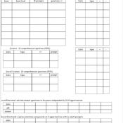 How to Make the Most Efficient Data Sheets  - repinned by @PediaStaff – Please Visit ht.ly/63sNtfor all our ped therapy, school & special ed pins