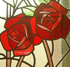 Detall de les roses.
