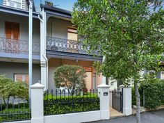 Terrace Houses: George St, Erskineville NSW