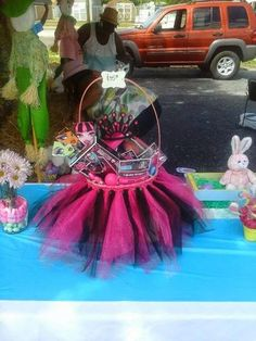 Monster High Easter Basket styled by McBride & Co. Event Styling Firm