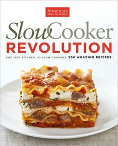 """""""The 200 recipes in this family friendly collection deliver a revolution in slow cooking. Who says you can't have convenience and big, bold flavors?"""" - Goodreads.com"""