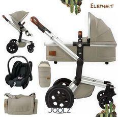 Joolz Day Earth Edition Elephant Grijs Kinderwagen Reiswieg ... Baby Accessories