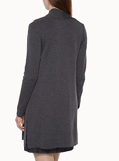 Long open cardigan | Simons