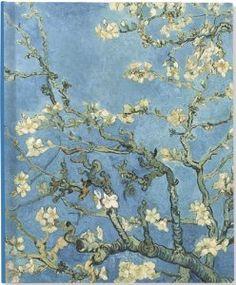Almond Blossom Journal (Notebook, Diary): Peter Pauper Press, Vincent van Gogh: 9781441303578: Amazon.com: Books