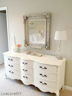 top 10 thrift store shopping tips how to decorate on a budget - Dresser Decor