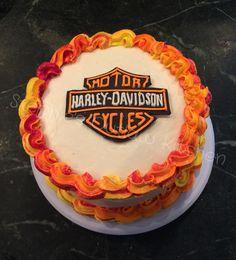 Harley Davidson Cake Cakes Pinterest Harley davidson cake