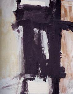 Franz Kline (1910–1962), Sawyer, 1959, oil on canvas, 82 x 66 in
