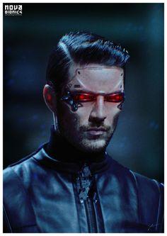 male cyborg - Buscar con Google
