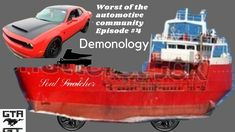 """Worst of the Automotive Community Episode """"Demonology"""" The new GT 500 Sucks! Gt 500, Demonology, Gta, Youtube, Youtubers, Youtube Movies"""