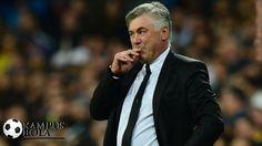 Berita Bola | Carlo Ancelotti Tegaskan Tidak Akan Latih Barca & Inter Milan