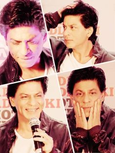 Embedded image permalink-OMG that adorable cute expression! I adore that cute face. Russian Love, Sr K, Indian Star, My Big Love, King Of Hearts, Bollywood Actors, Shahrukh Khan, Film Industry, Cute Faces