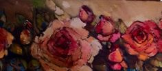 Romantic roses by Liesel Brune