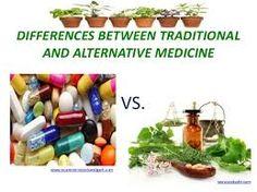 conventional vs alternative medicine