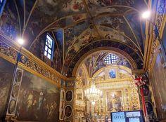 Interior of the Church of Santa Maria della Purità in Gallipoli (Lecce, Italy). Visit the website for other pictures!