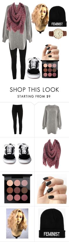 """""""Idea of Her"""" by freckled-skyline on Polyvore featuring Elie Tahari, Treasure & Bond, MAC Cosmetics, Incoco, Boohoo and BKE"""