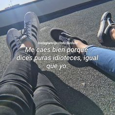 Bff Quotes, Love Quotes, Grunge Quotes, Spanish Songs, Tumblr Love, Best Friends Forever, Kawaii, Bffs, Learn English