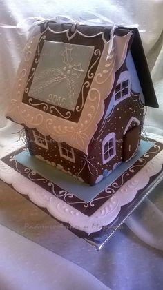 Пряничный домик Gingerbread house mak11.livemaster.ru