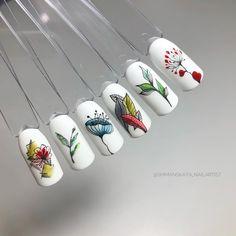 New Nail Polish, Gel Nail Art, Hair And Nails, My Nails, Japan Nail Art, Nail Art For Kids, Gelish Nails, Manicure Y Pedicure, Autumn Nails