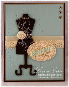 A La Cards: Fashionably Late Sketch Inspiration http://alacards.blogspot.com/2013/05/fashionably-late-sketch-inspiration.html