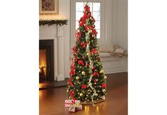 Decorating is done! Pop Up Christmas Tree! $139.99
