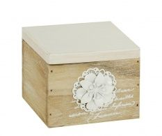 Krabice s víkem Country Flower