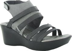 Women's Naot PRESTIGE Strap Casual Wedge Sandals