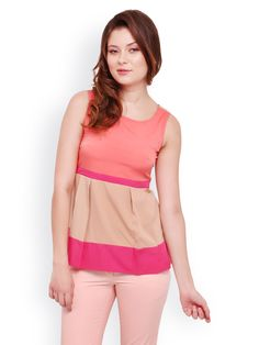 Buy STREET 9 Women Multicoloured Top - 310 - Apparel for Women from STREET 9 at Rs. 539