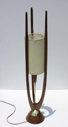 Vintage Danish Mid Century Modern Teak Wood with by Modnique, $199.99