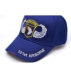 21521b7b731 REINDEAR US Army 101st. Airborne Military Cap Hat US Seller Navy C712M729RM7