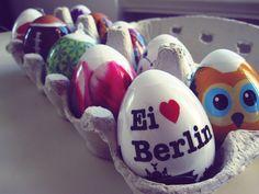 Wonderful easter egg designs!