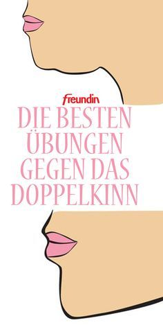 Die besten Übungen gegen ein Doppelkinn There are simple exercises that you can do daily to get rid of your double chin 5 Exercises That Will Minute Workout for PerfThree exercises against hipsp Fitness Workouts, Easy Workouts, Easy Fitness, Health App, Health Fitness, Double Menton, Face Care, Skin Care, Social Trends