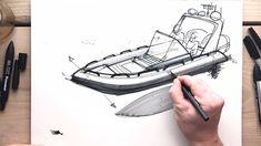 "659 likerklikk, 15 kommentarer – Carl André Nørstebø (@kadabracarl) på Instagram: ""It's a bird, no a plane! No, it's ... .. .. .. Sketch 205/365 #sketchaday #idsketching…"""