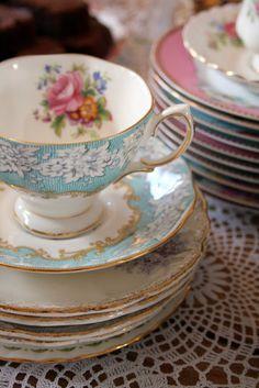 Madelief: Afternoon tea