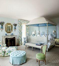 #Schlafzimmer 2018 21 Schöne Sammlung Von Bunten Blauen Schlafzimmer  Interieur #Schlafzimmer Ideen #