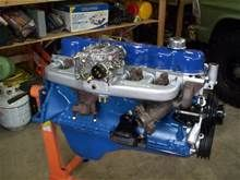 ... 300 inline six that I built for her over the last few years
