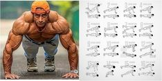 Doing the same old push-ups day in and day out can feel a little boring, so we're here to shake things up. Variety can supercharge a workout and throw a whole range of new muscles into the mix. Just be sure to spend some time perfecting your form and nailing the basics before you jump into the variations that …