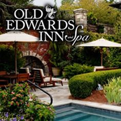 Anniversary Trip Idea - Old Edwards Inn & Spa Highlands, NC. This historic stone-and-brick resort delivers English manor charm amid the fresh air of the Blue Ridge Mountains. After a welcoming champagne toast, you can choose your own adventure: whitewater rafting, hiking, g­­em mining, biking, or secluded lakeside picnicking. The resort sets the romantic mood with storybook cottages, waterfall-side dining, a cave-enclosed whirlpool, and an outdoor heated mineral pool.