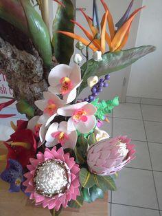 Sugar Craft, Gum Paste, Plants, Ideas, Planters, Sugar Paste, Fondant, Plant, Planting