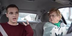 The Conversations Between This Teen And His Grandma BFF Are Totally Priceless