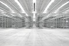 SANNAの手がけたドイツ・ヴァイルアムラインに建つVitra社の工場が完成しました。