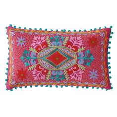 Gipsy cushion - maisonsdumonde - £25