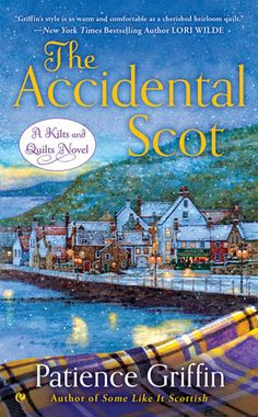 The newest romance in the charming Kilts and Quilts series from Patience Griffin, author of Meet Me in Scotland.Christmas in the small village of Gandiegow brings holiday cheer—and a chance for...