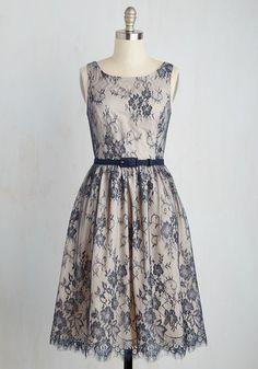 Excel in Elegance Dress | Mod Retro Vintage Dresses | ModCloth.com