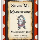 This is an extensive unit on linear measurement.  In these activities students will measure to the nearest 1/4 inch, centimeter, and millimeter.  $