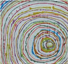 Alignment    Laurie Brainerd   Amazing Textile Art